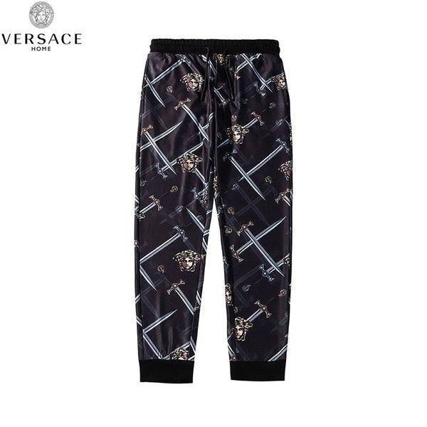 Most fashionable mens joggers pants clothes leisure loose sports fashion comfortable Stylea