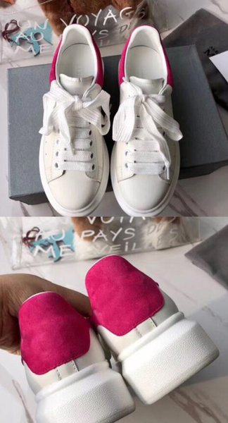 999c90310a Luxury Small White Shoes Hot Style Hot Sale Luxury College Wind Pure Color  Simple Height Casual Shoes Girl Hiking Cowhide Belt Fashion Joker Shoe Sale  ...