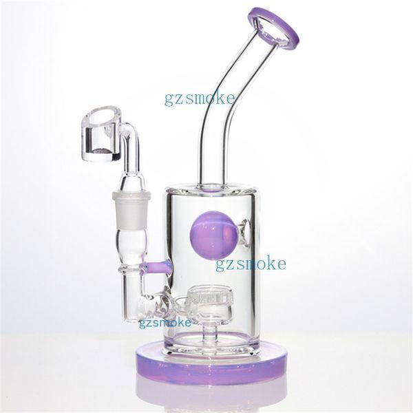 GW-303 milkpurple con banger quarzo