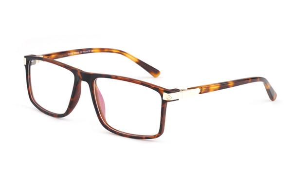 reading glasses rectangle eyeglasses full frame Classic Brand clear lens glasses Coating Lens comfortable Eyewear with free case