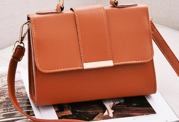 2016Women's bag new single shoulder slung ladies small bag summer Europe and the United States fashion cross-border explosion models casual