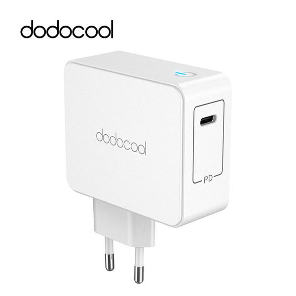 010a21a946b Dodocool 45w Usb Type-c Adaptador de pared con suministro de energía para  Apple Macbook