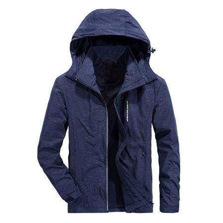 2019 Outono Outono Inverno Mens Moda Outwear Jakcets Jaqueta Esporte Alta Patchwork Tops Blusão Blusão Casual L-5XL B100112Q