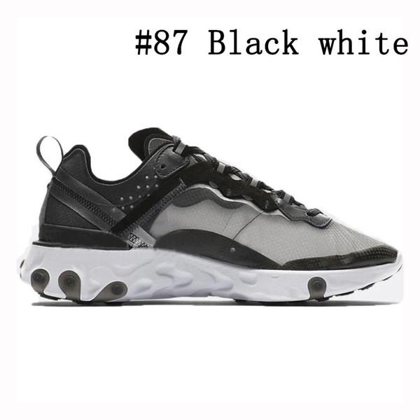 #87 Black white