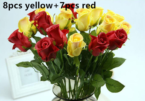 8yellow 7Red