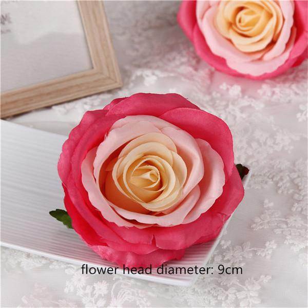 9cm rose