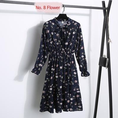 Numéro 8 Fleurs