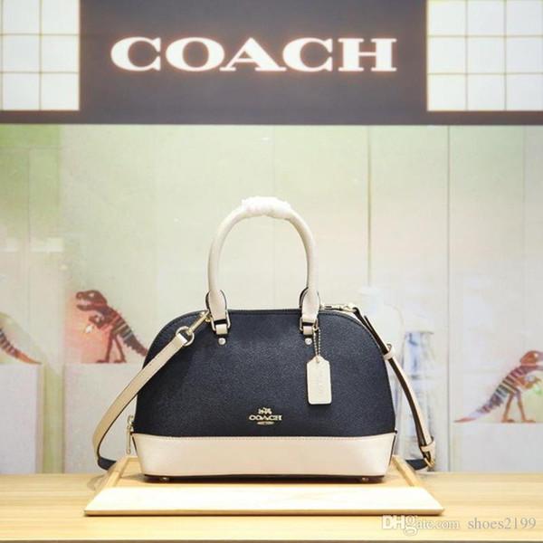 Di alta qualità del sacchetto di spalla di modo delle donne di grande capienza donne di lusso della borsa globale Limited Edition zaino da viaggio Bag F57555 S218