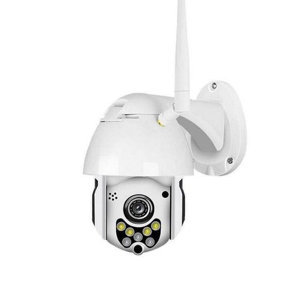 2019-New 1080P 2MP Wireless IP Camera Speed Dome CCTV Security Cameras Outdoor IR Night Vision Audio P2P Camera WIFI