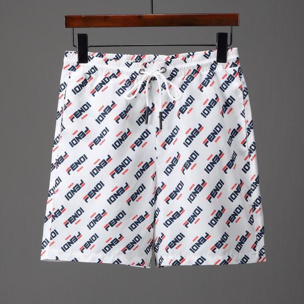 Robin Kısa Plaj Pantolon erkek Moda 2019 Ünlü Marka Yaz Tasarımcı erkek Gerçek Şort Sıcak Pantolon El Moda Şort 006
