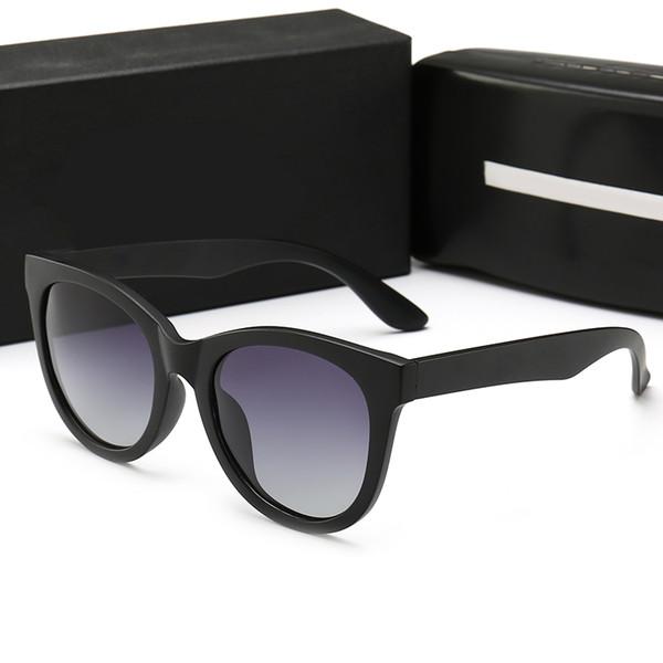 I più nuovi occhiali da sole polarizzati alla moda Fashion Designer coreano Cat Eye Glasses Occhiali da sole di alta qualità UV400 Luxury Shield Eyewear
