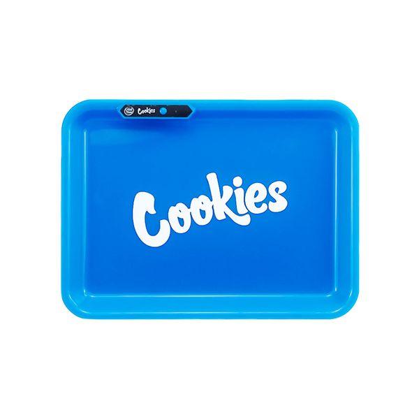 Las cookies azul