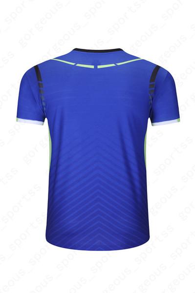 2019 ventes Hot imprime assortis Top qualité couleur séchage rapide pas disparu jerseys65495465465465468 de football
