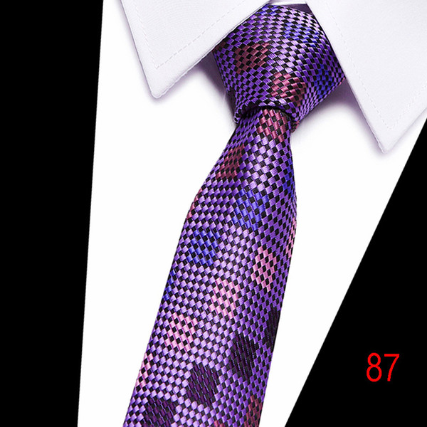 2019 New Style Men's Fashion Neckties Festival Tie Soft Designer silk grid Necktie Music score piano Guitar wholesale business neckwear