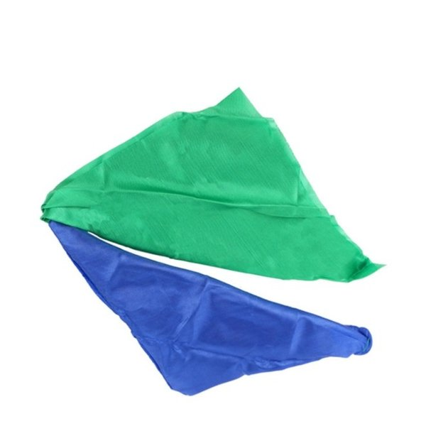 Length Color Change Adult Stage Silk Scarf Four-color Funny Novelty Magic Props Children Trick Toy YH1687