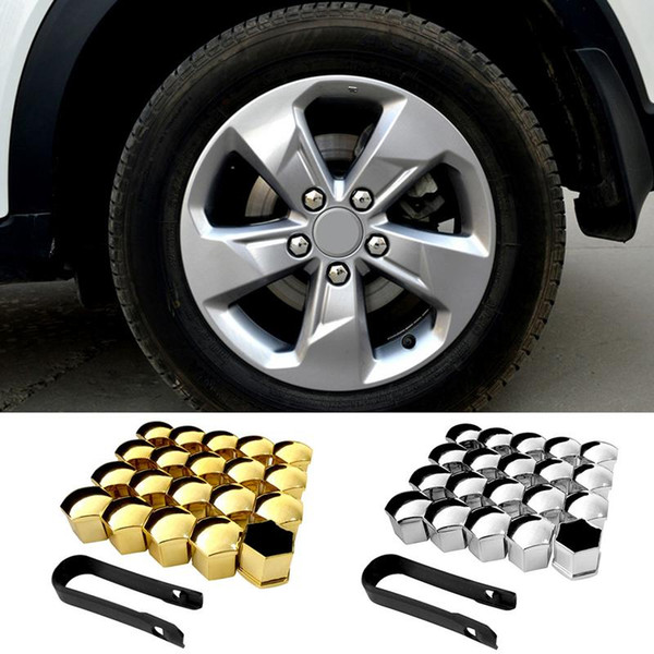 Wheel Screw Protection Cap Auto Car Silicone Wheel Lug Nut Screw Bolt Cover Tyre Dust Cap Protective