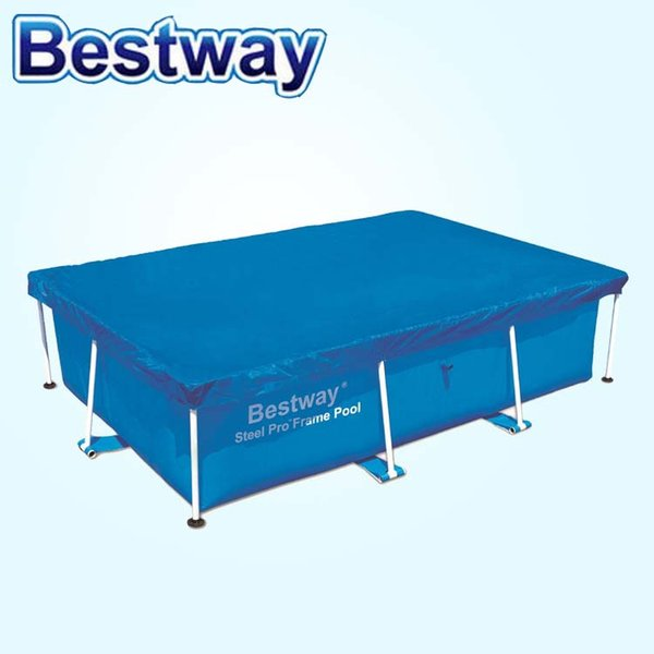 2019 58232 Bestway 3.96mx1.85m156x73 Cover For Swimming Pool/Pool Dust  Cover/Pool Lid Against Rain,Leaves,Sun,Cold NO Pool! B31 From Beachsandy,  ...