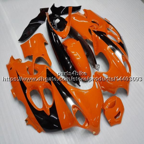 Custom + 5Gifts + ABS orange Verkleidung für Suzuki Katana GSX600F 2003 2004 2005 2006 GSX 600F 750F Motorradverkleidung aus Kunststoff