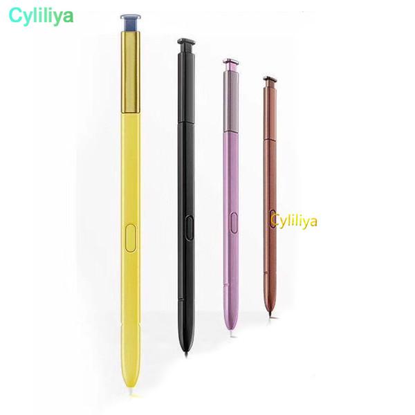 Para Samsung Galaxy note9 Note 9 N960 Pantalla táctil Stylus S Pen Sin reemplazo de Bluetooth 4 colores