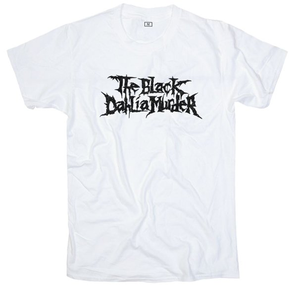 New The Black Dahlia Murder Melodic death metal Men Woman White T-Shirt S M L XL Funny free shipping Unisex Casual Tshirt