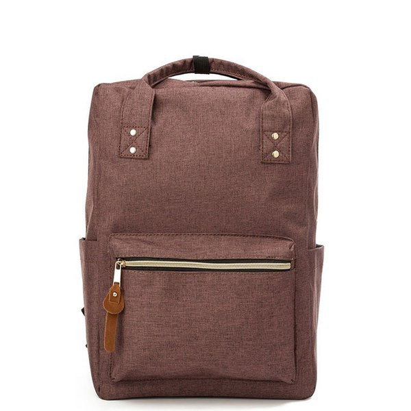 good quality Japan Style Canvas Backpack For Teenagers High Quality Travel Backpack Women Simple Style Laptop Bags Lady Rucksack