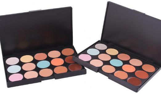 Concealer Palette Contour Makeup Face Cream Waterproof Whitening Face Primer Corrector Contouring Makeup Pallette 15 Color