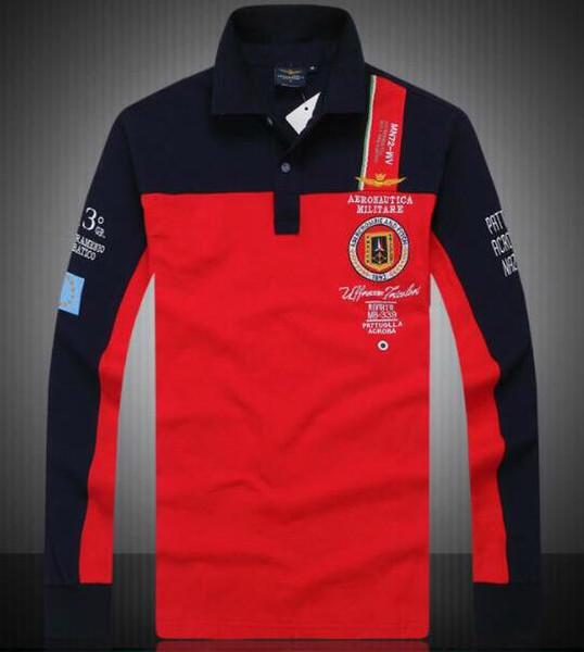 Luxus Designer Polo Für Herren T-shirts Mit Mustern Frühling Marke Polo Hochwertige Pullover Herren Shirts Kleidung 3 Farben M-2XL Größe