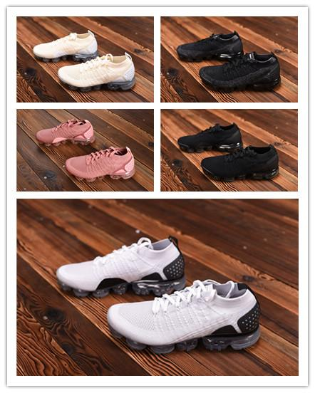 2018 mens air cushion designer running shoes ladies casual sports outdoor hot hiking hiking jogging shoes original box ccemcr