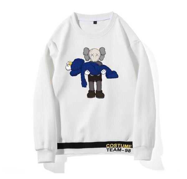 Luxe Sweats à capuche Mens Designer Hoodie Hip Hop rue coton de haute qualité desserrées femmes Fit luxe sweat à capuche