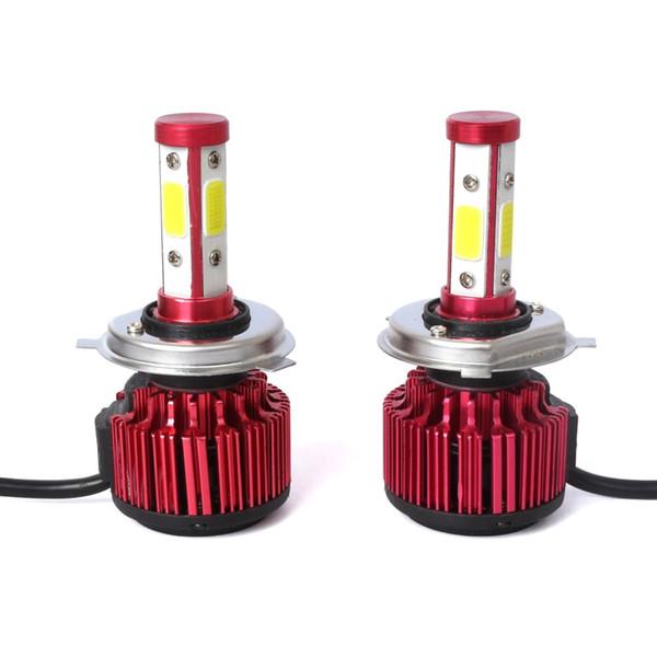 1 paire de voiture H7 160W 18000LM CREE puce LED phare ampoule blanc xenon