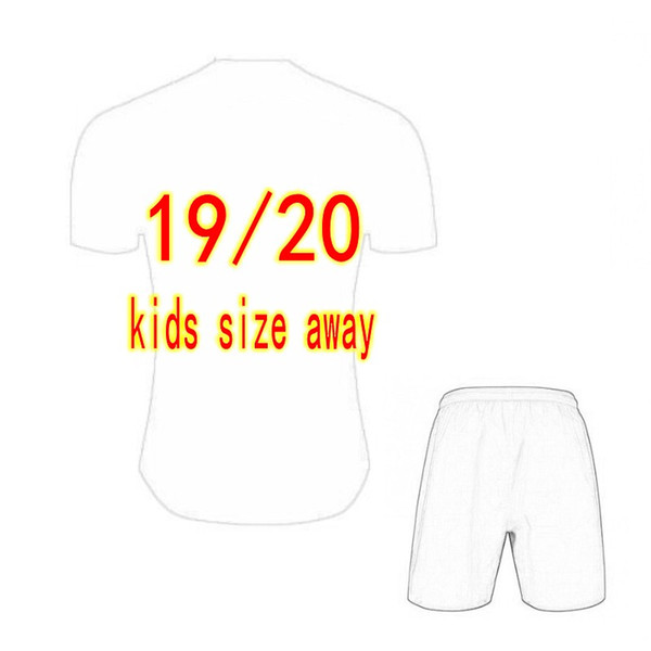 19/20 kids away