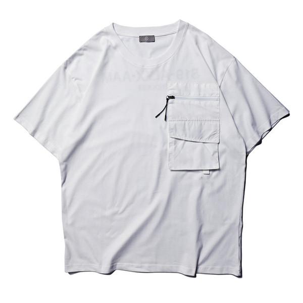 ALYX-AAM ALYX Best Quality Women Men T shirts tees Streetwear 2019 Men Short Sleeve ALYX T shirt
