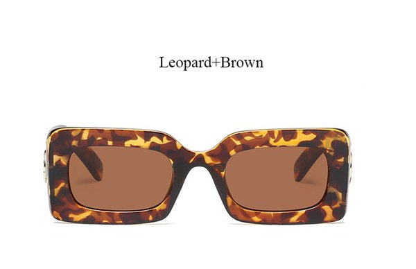 F323 Leopard Brown