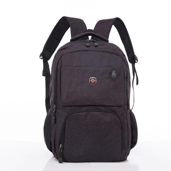 Fashion men backpack school bags waterproof travel bag school backpacks for teenagers laptop book bag dropshipping
