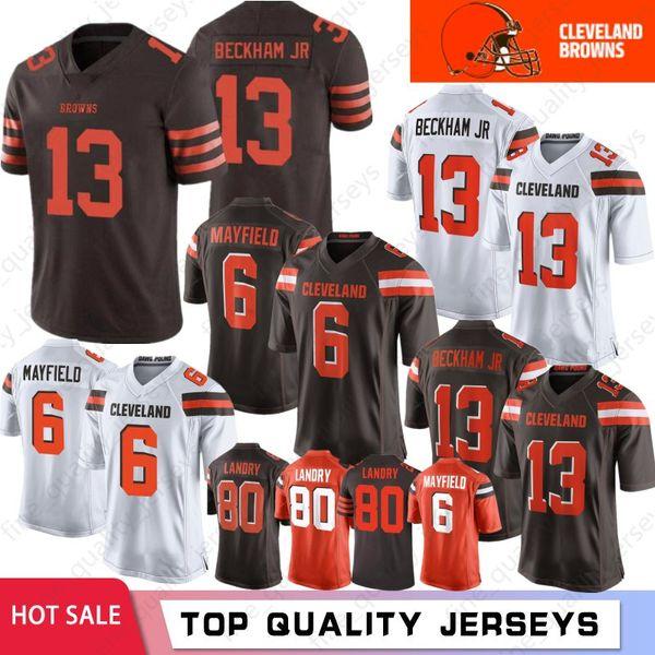 13 Odell Beckham Jr Cleveland 6 Baker Mayfield Kahverengi Formalar 27 Kareem Avı Formalar 21 Denzel Ward 73 Joe Thomas Mens