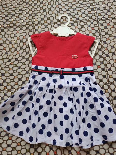 2019 novo vestido de crianças de alta qualidade S Tt190801 # 004