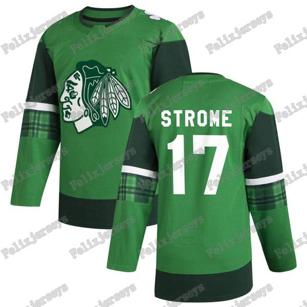 17 Dylan Strome