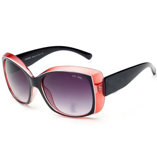 Legal homens e mulheres quadrados óculos polarizados neutros versão coreana da maré moda full frame óculos de sol óculos de sol