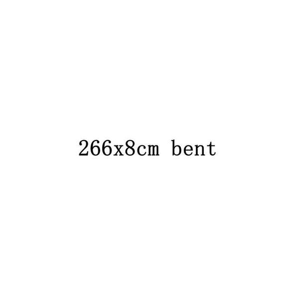 266x8cm doblado