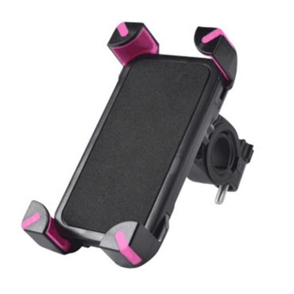Bike Motor Handyhalterung für iPhone Samsung und mehr Smartphone GPS Universal Mountain Road Fahrrad Lenker Wiegenhalter mit Box