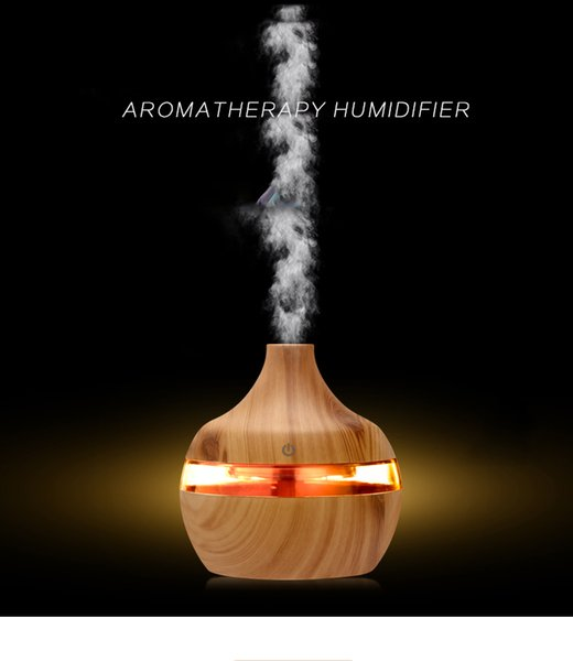 best selling Air Freshener 100ml Ultrasonic Aromatherapy Essential Oil Air Humidifier Cool Mist Humidifier Aroma Diffuser
