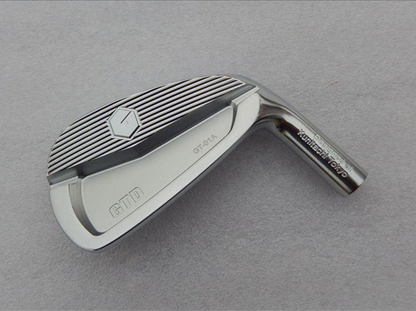 7PCS GTD GT-01A Iron Set GTD Golf Forged Irons Golf Clubs 4-9P R/S Flex Steel Shaft With Head Cover