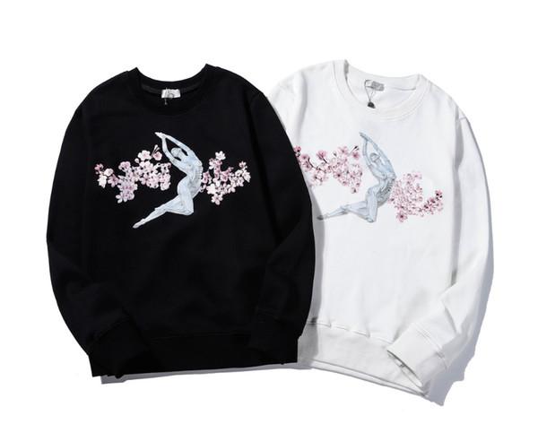 Neue Luxus-Hoodies-Sweatshirts der Frauen der Männer beiläufige Entwerferhoodies-Hip Hop Frühjahr und Herbst Marke Langarm Hoodies Größe M-2XL B101316Q