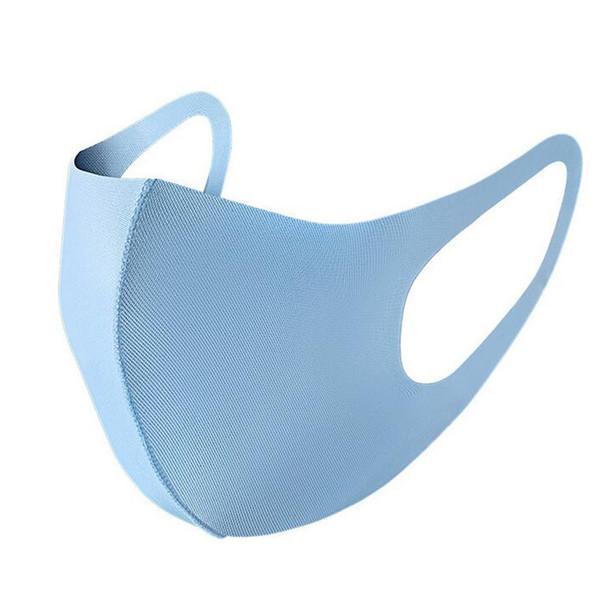 Ningún logotipo Máscara azul Adultos