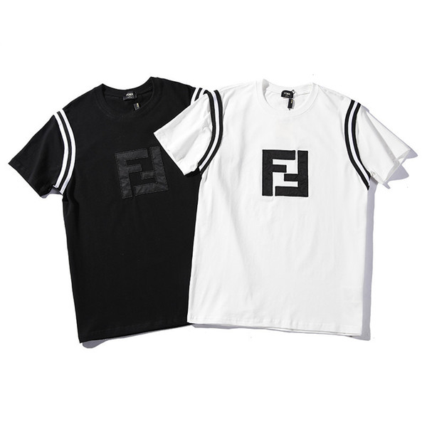 Mens Top Brand T Shirt In Summer Hot Sell New Arrival Mens Short Sleeve Casual T Shirt Size S-XXL
