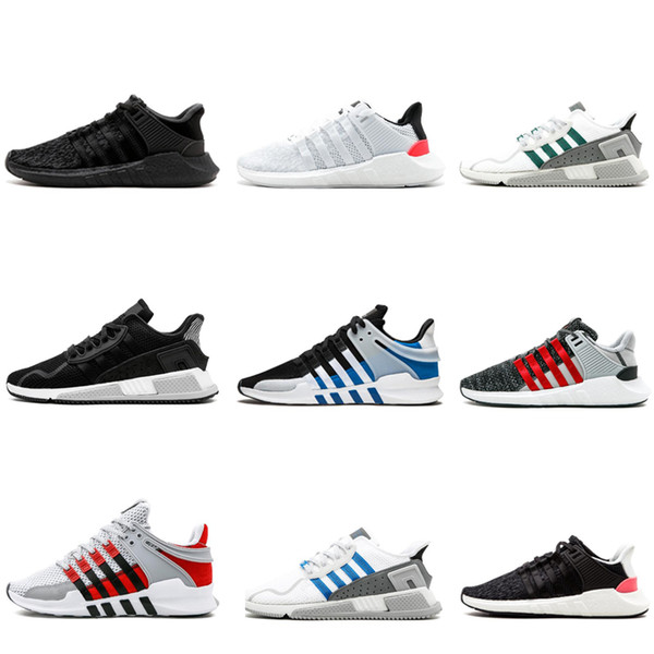 big sale 71346 ee22e 2019 2018 Hot EQT Support BASK Women Men Running Sport Shoes For High  Quality Knit Champagne Pink Casual Trainers Fashion Designer Sneakers 36 45  From ...