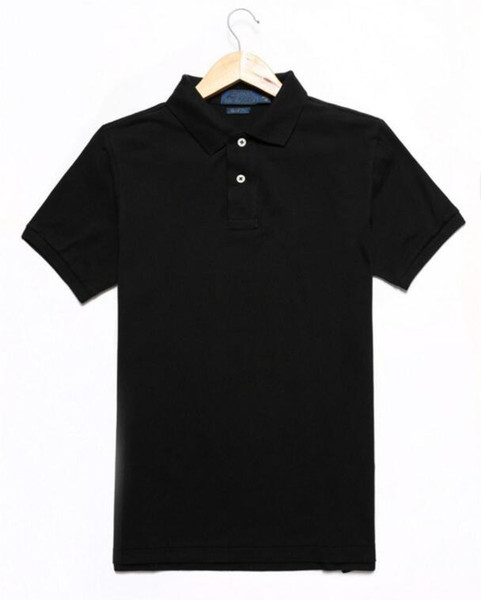 top popular Luxury Designer Polo For Mens Polo Shirt Summer Brand Polos Fashion Mens Tops Short Sleeve Clothing High Quality 2019