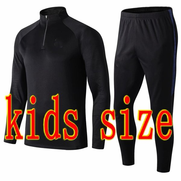kids size black
