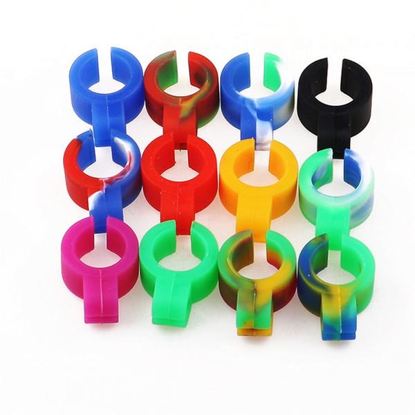 Produtos mais vendidos Silicone Clamps Finger Protection Anel Prático Portátil Para Festival Presente Opp Novo Estilo 1yj Ww
