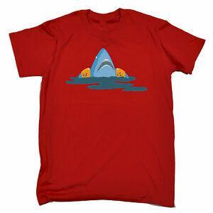 Shark Armbands MENS T birthday cartoon cute swimming funny gift